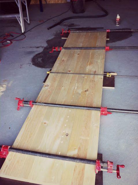 How I Built A Diy Wood Counter Top Diy Butcher Block Countertops Diy Wood Counters Diy