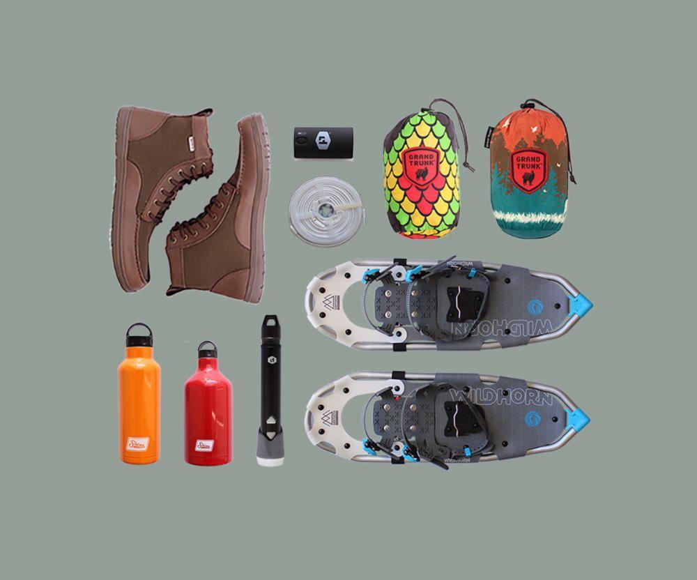 Outdoor gear giveaway