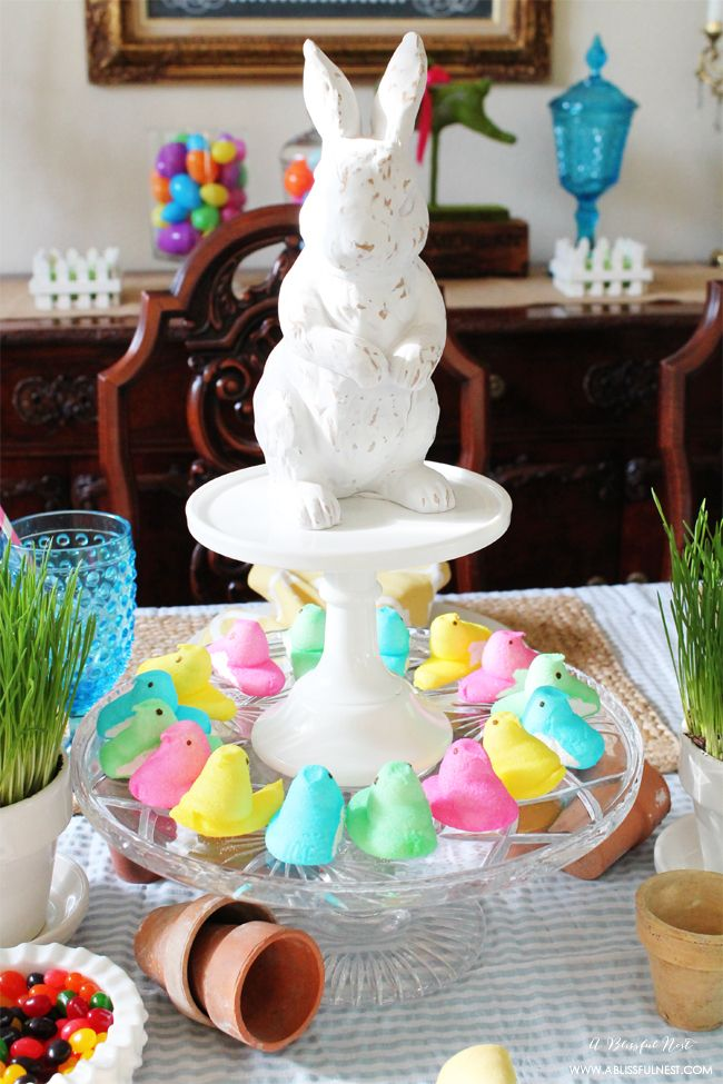spring entertaining inspiration by a blissful nest