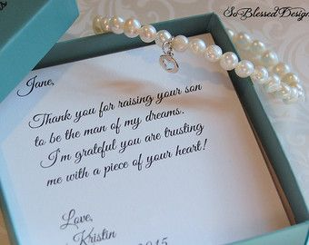 Mother In Law Gift Mother Of The Groom Future By SoBlessedDesigns