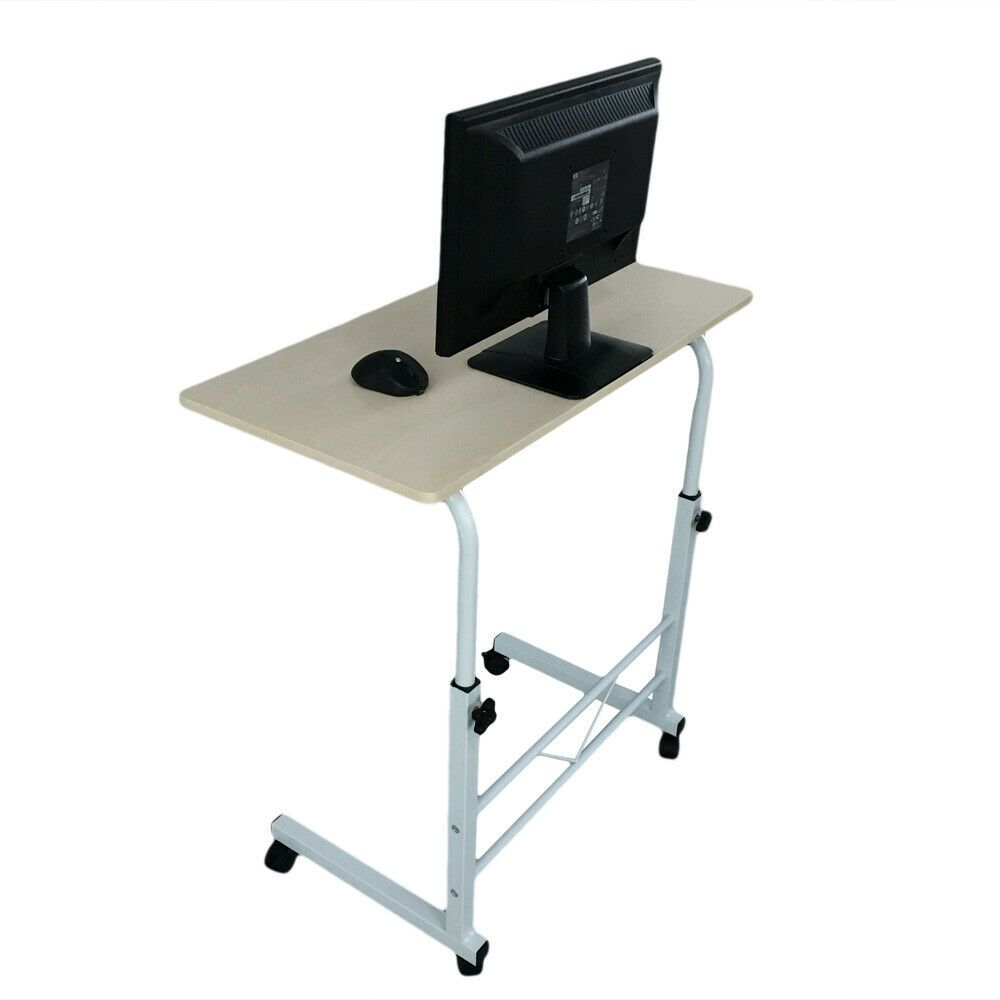 - Movable Computer Desk Folding Sofa Bedside Table Household Can