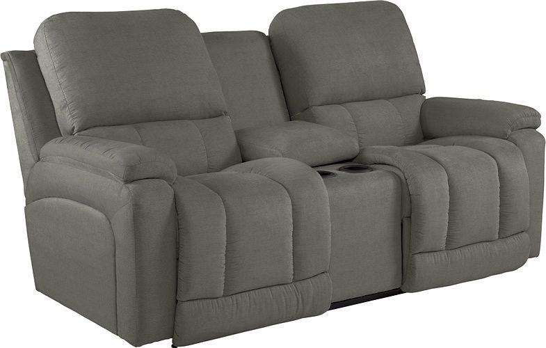 Loveseat Recliner And A Spot For Our Cat Power