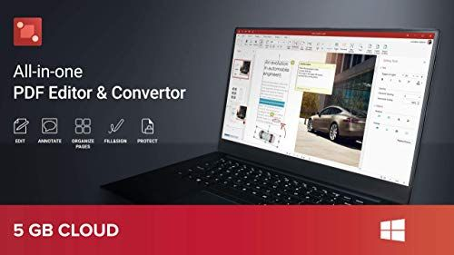 PDF Extra 2020 Professional PDF Editor Create, Edit