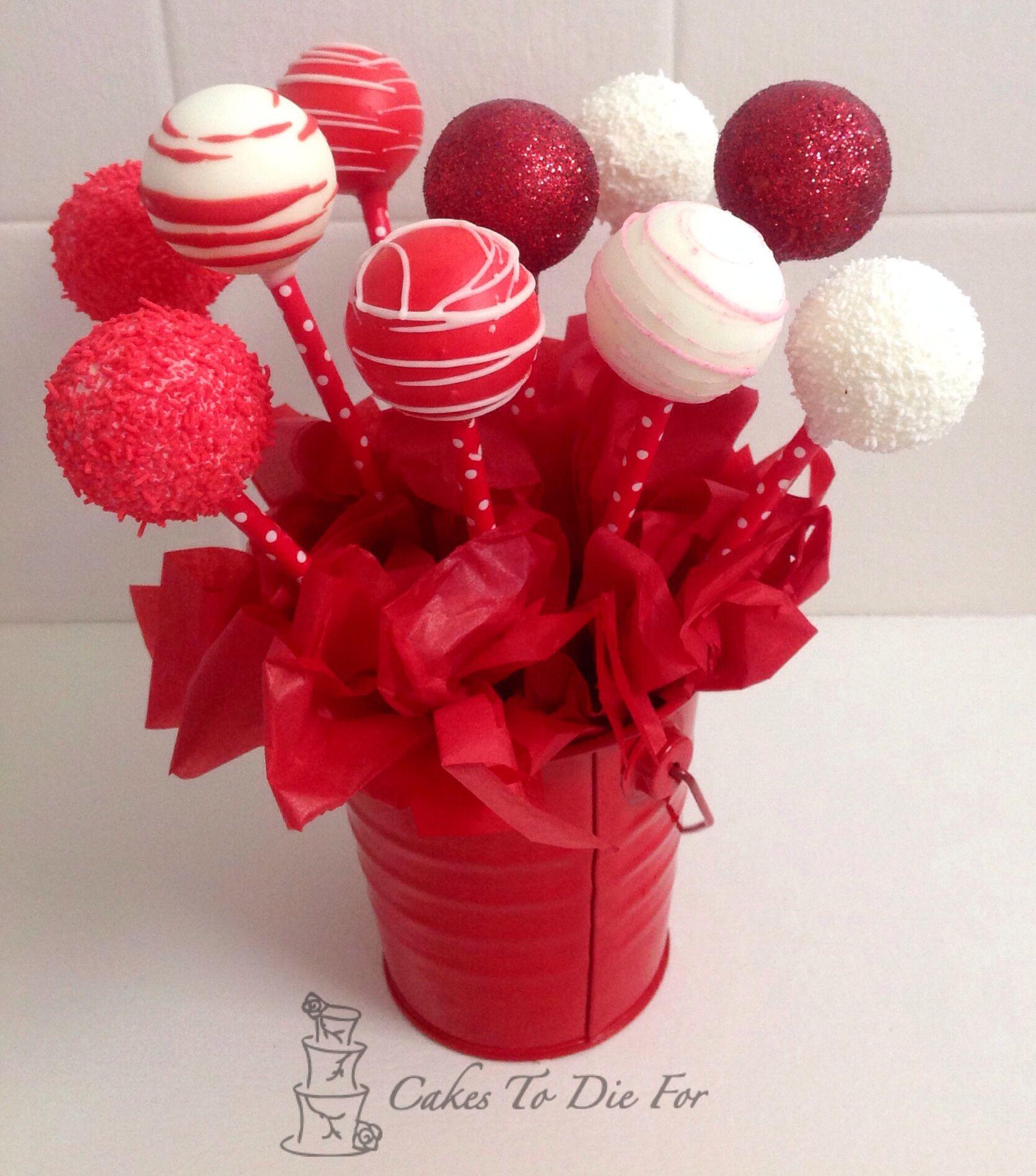 Valentines Day Cakepop Bouquet Cakes To Die For Valentine Cake