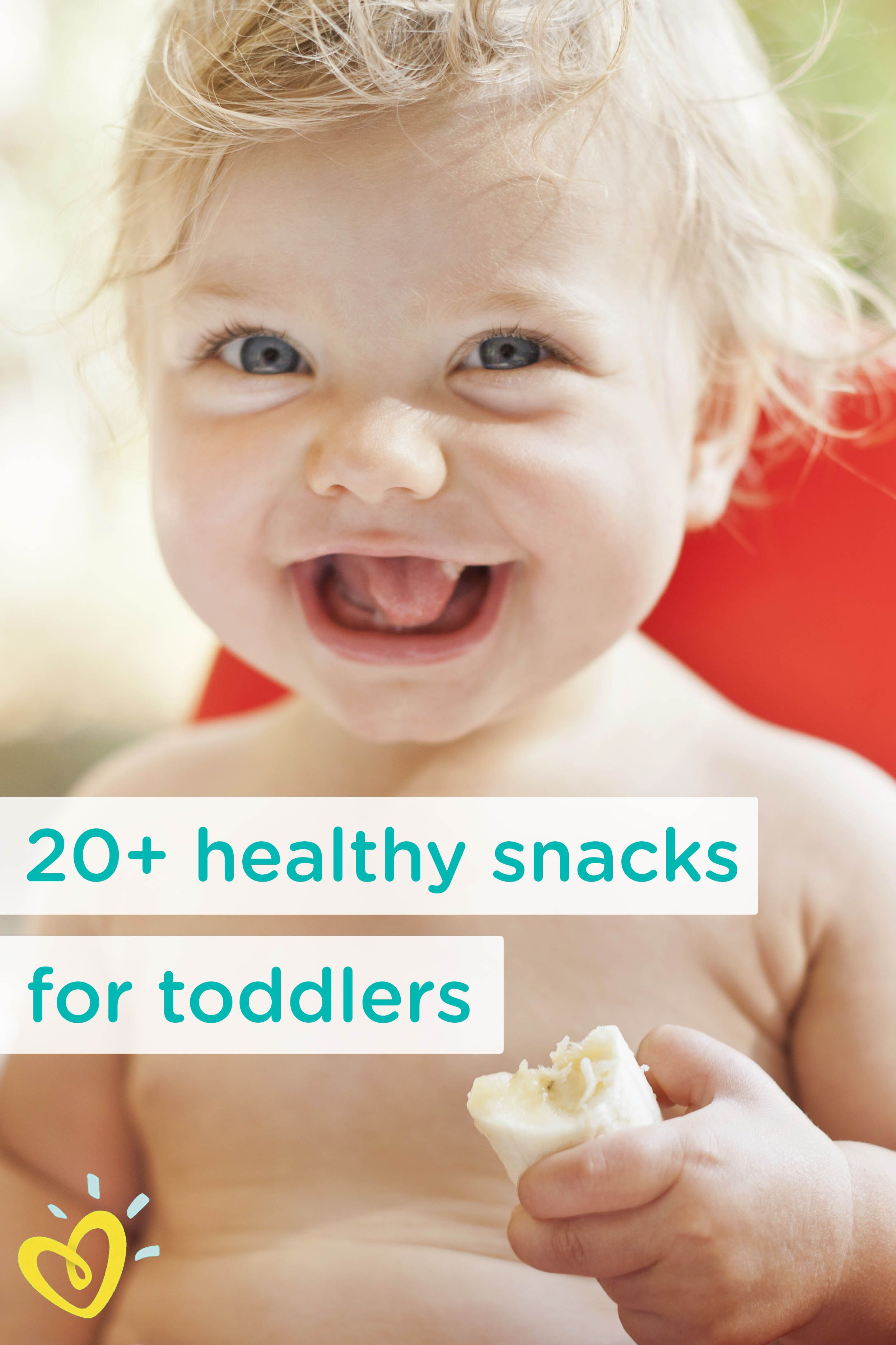 Healthy Snack Ideas For Toddlers And Preschoolers