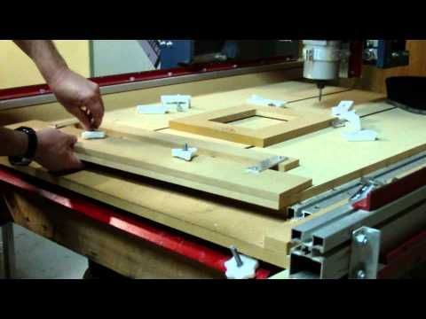 CNC Jig Resetting - YouTube | CNC | Cnc router, CNC, Router