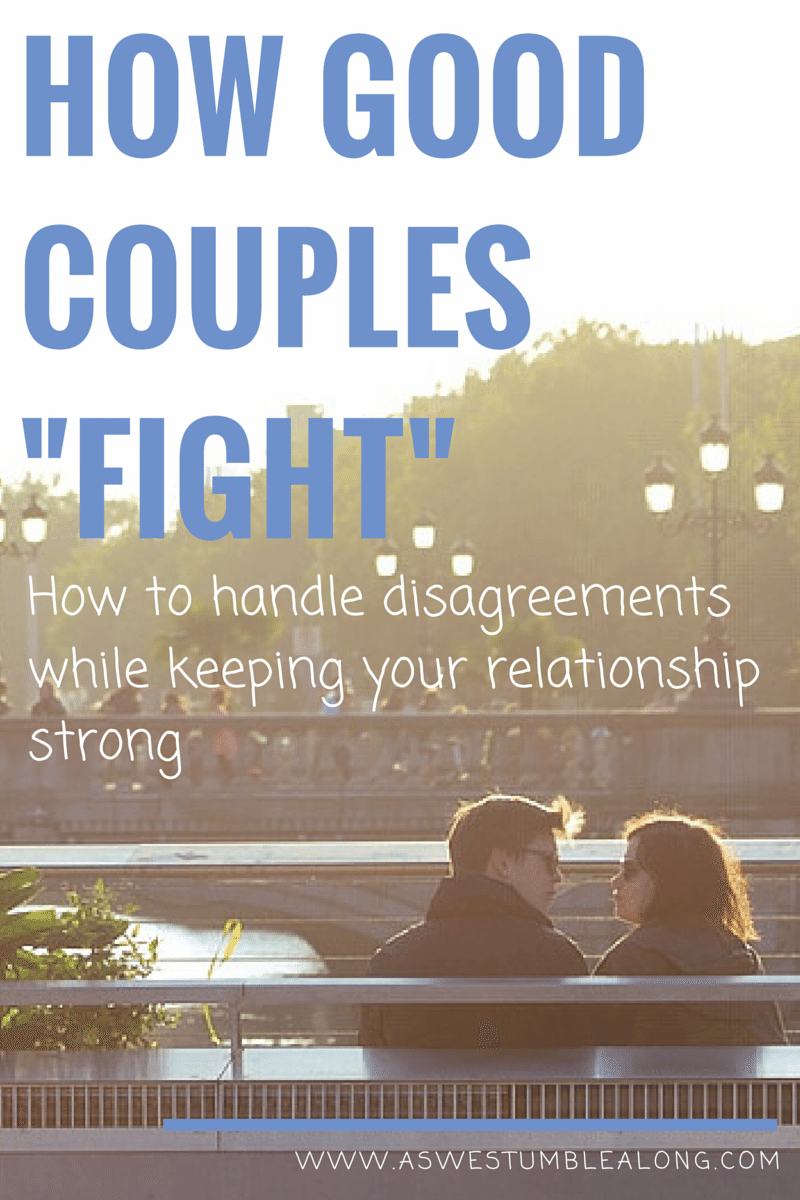 disagreements partner Every relationship - be it a friend, a partner or family, will have disagreements the best way according to me to realize what matters more, the disagreement or the person itself give time to yourself and the other to calm down, think over it, t.