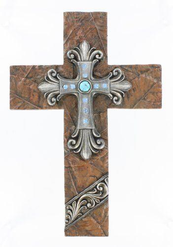 Cross With Fleur De Lis Unknown Http Www Amazon Com Dp