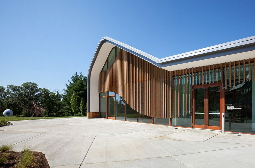 Adam Aronson Fine Arts Center Architecture Details Fine Arts Center Architecture