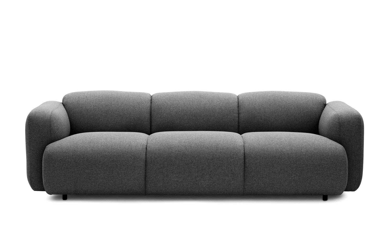 Swell oozes with character and personality and its soft, curved shapes make it both inviting and fantastic to sit on.