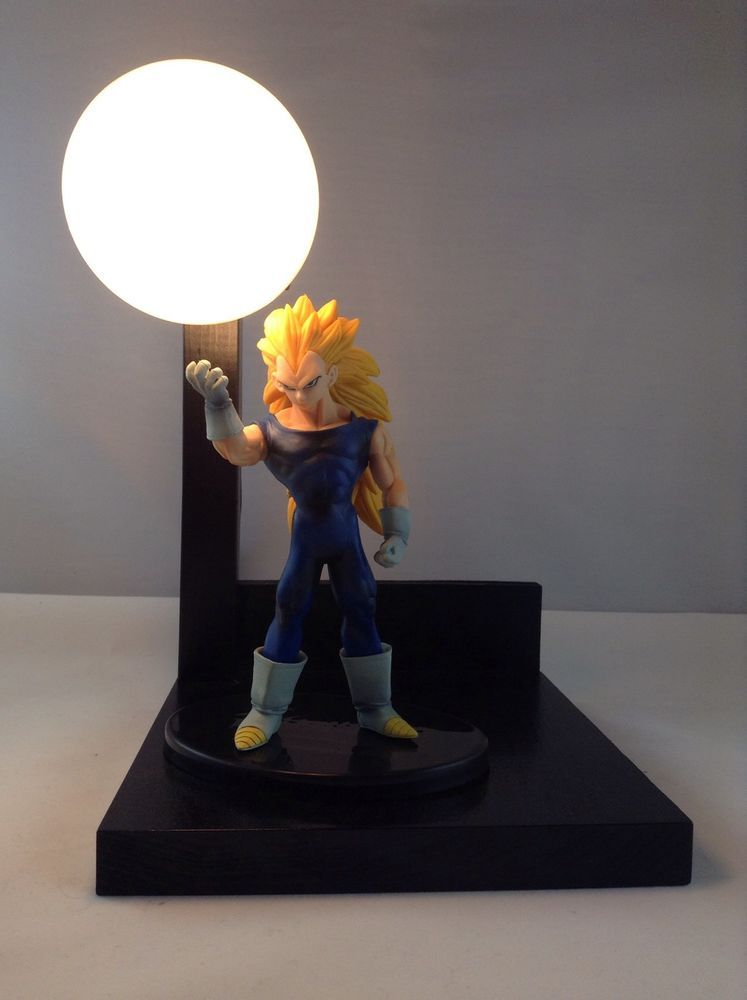 Lights & Lighting Led Lamps Brilliant Dragon Ball Z Action Figures Vegeta Super Saiyan Final Flash Led Light Bulb Anime Super Vegeta Figurine Dbz Cartoon Led Light