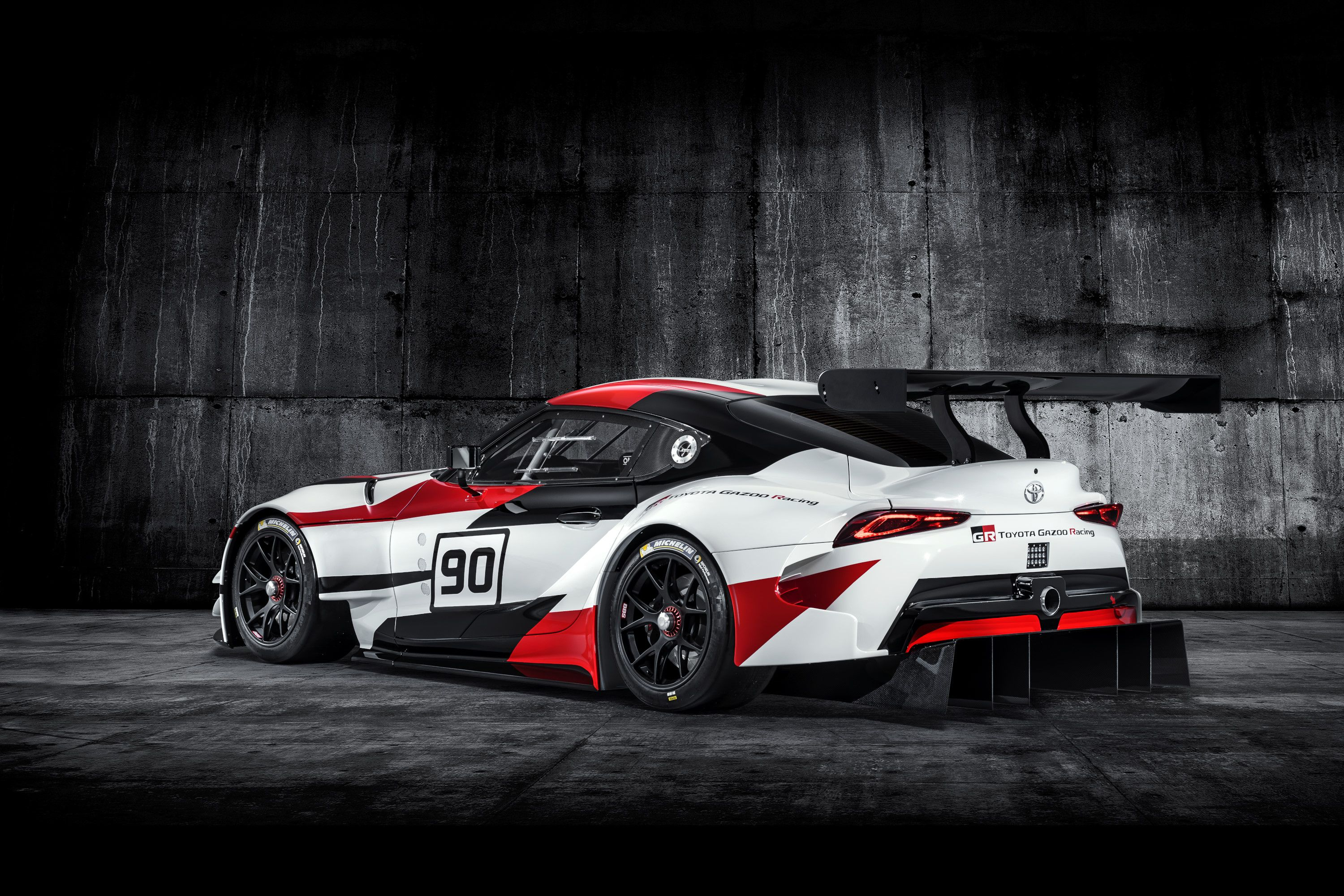 Hereu0027s The New Toyota Supra In A Racing Suit   The Drive
