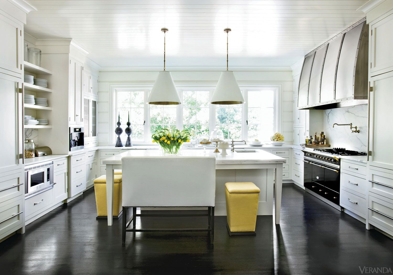 Contemporary french kitchen design - Contemporary French Style Homes