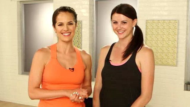 POPSUGAR Fitness: 10-Minute Workout for Tank Top Arms | Hulu Mobile Clips |  Free