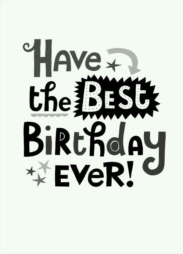 Happy Birthday Verjaardag Verjaardag Citaten
