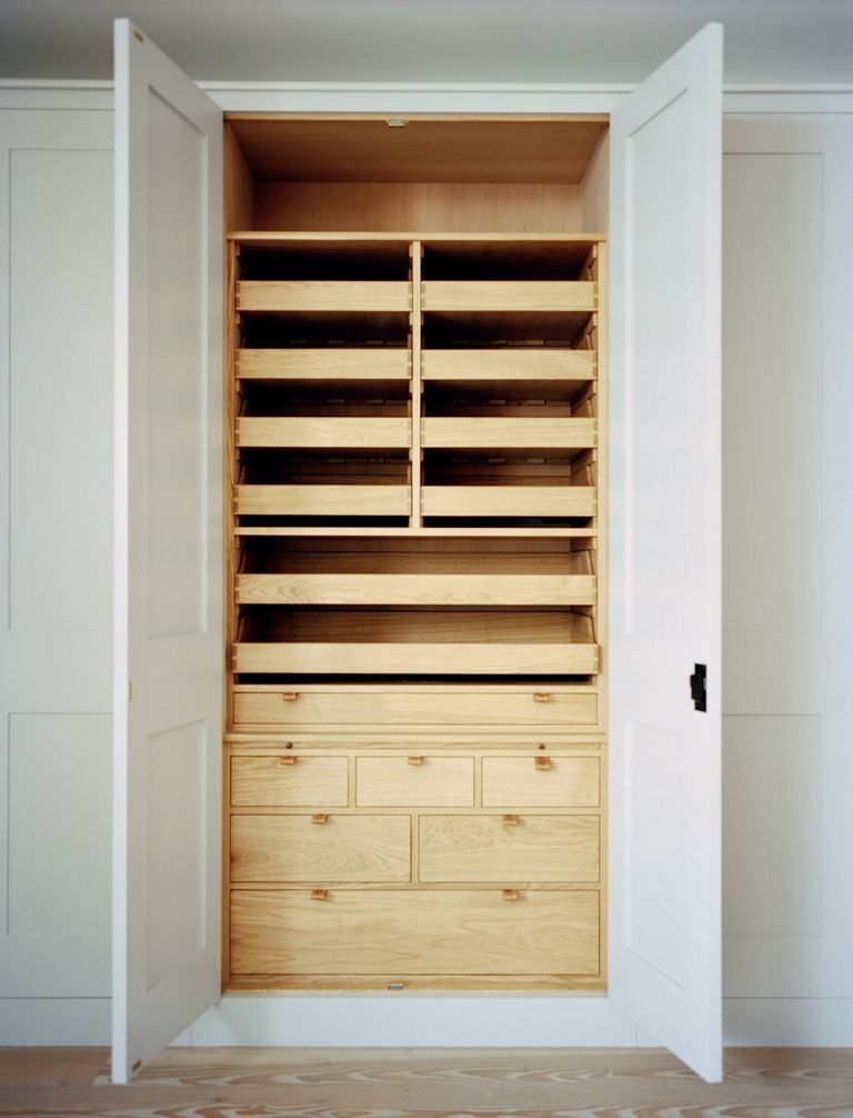 Bedroom cupboard by plain english cupboard interiors in for Plain english cupboards