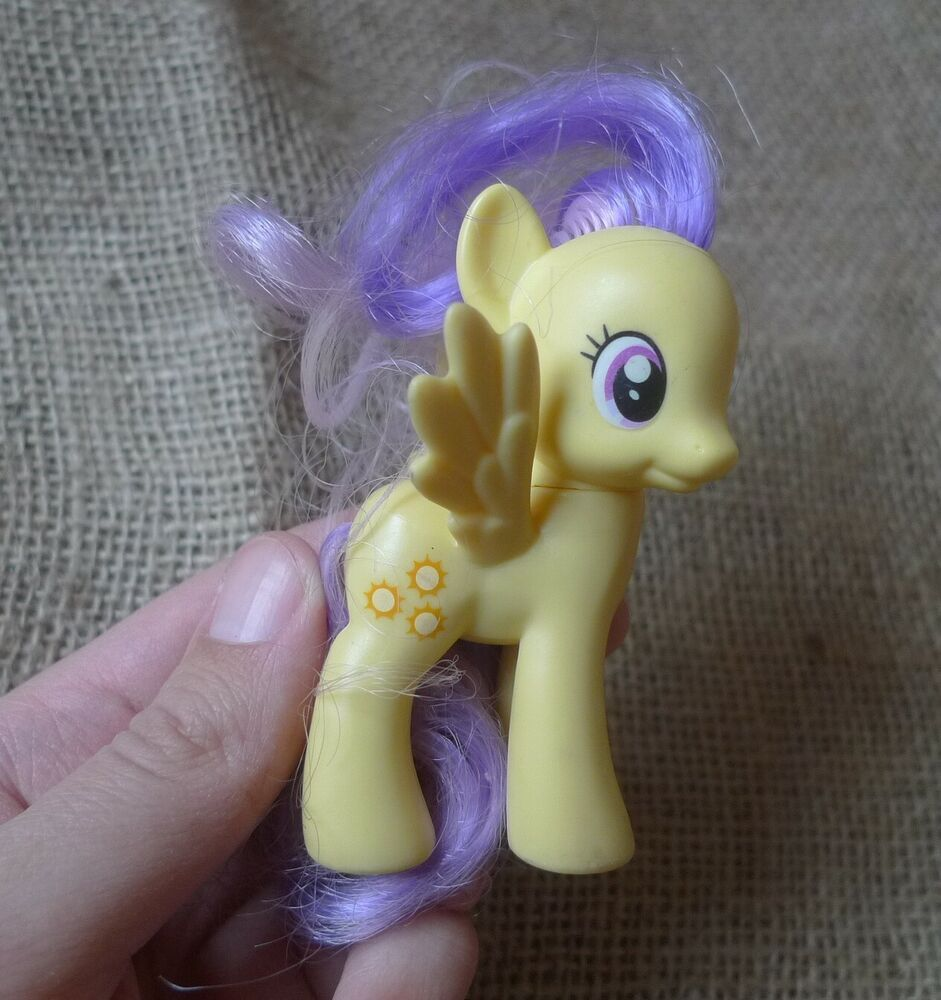 Original Hasbro My Little Pony Friendship Toys Figure