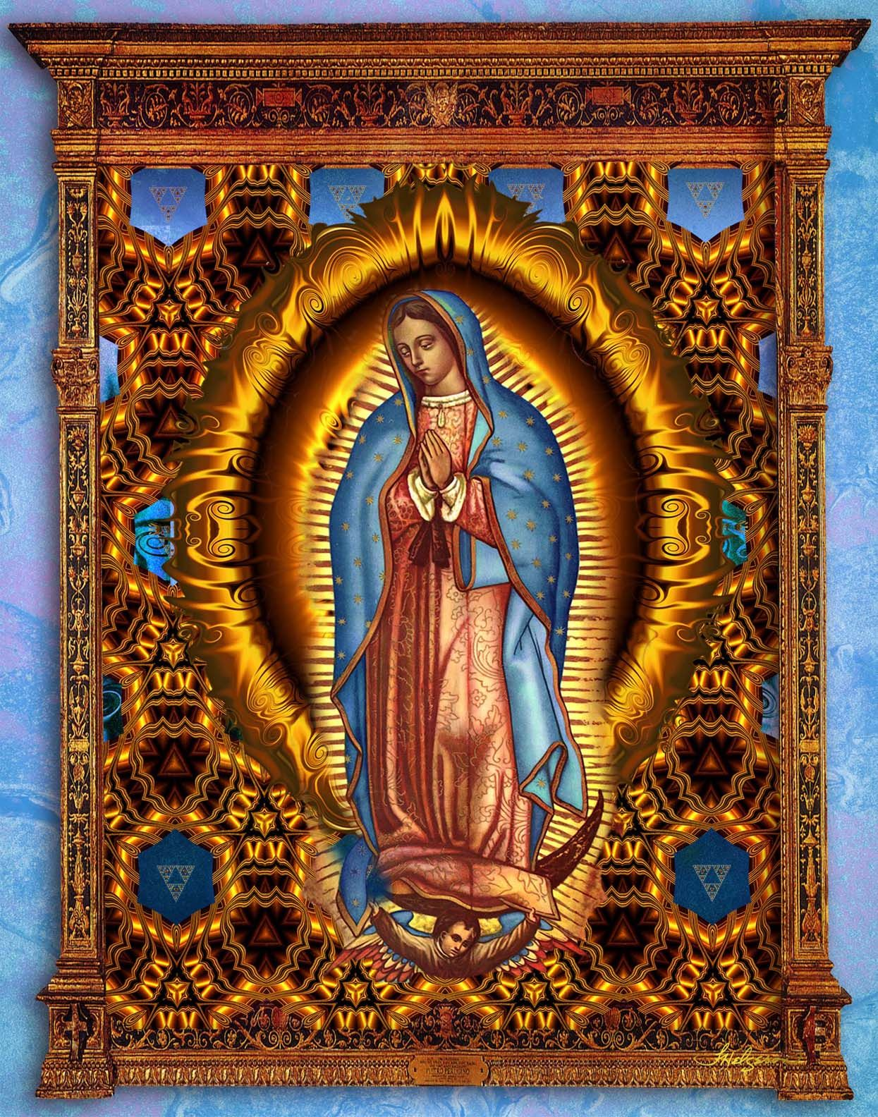 Our Lady Of Guadalupe Virgin Of Guadalupe Timothy