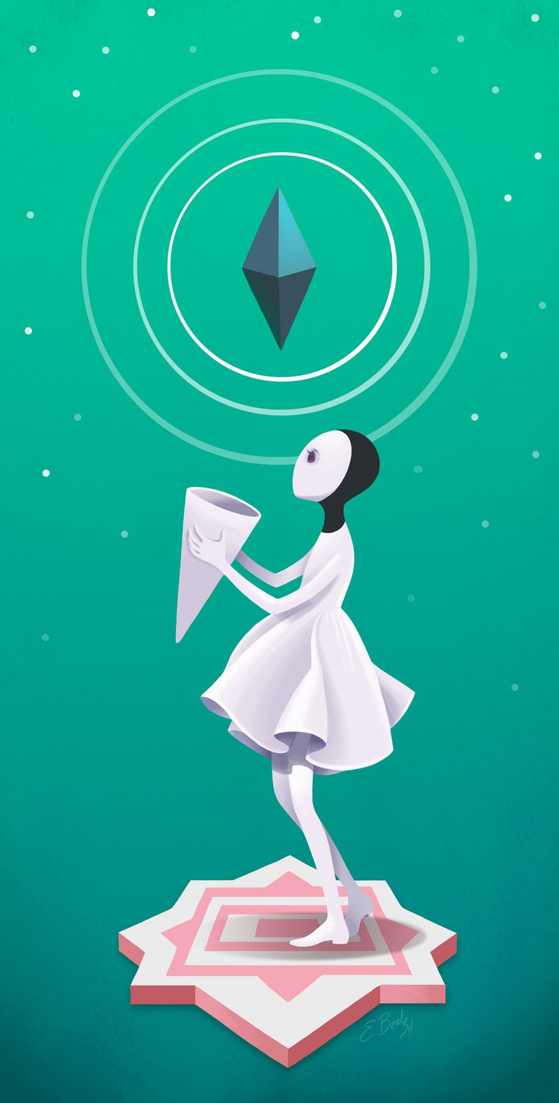 Monument Valley Fan Art Monument Valley Game Art Games For