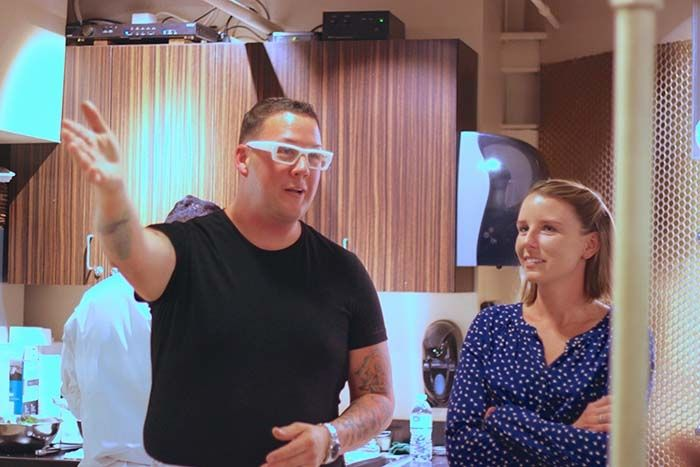 For @grahamelliot, the @ChiMarathon is about more than 26.2. Read why he & wife Allie are running for @Smiletrain.