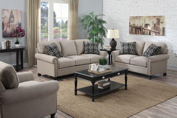 U7300 Isabelle Sofa Love U0026 Chair   Furniture Connexion