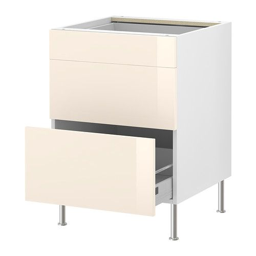 FAKTUM Unterschrank mit 5 Schubladen - Abstrakt grau, 40 cm - IKEA ...
