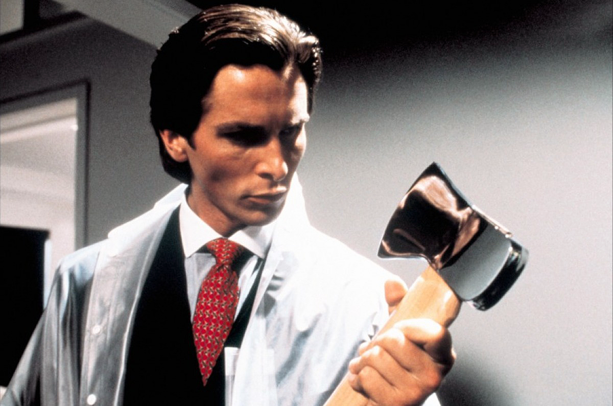 an analysis of the film american psycho Patrick bateman patrick bateman is the main character of the novel and serves as the narrator for the most part as well bateman represents the typical image of a high society american, a greedy, selfish and vicious person that will exploit people when given the chance.