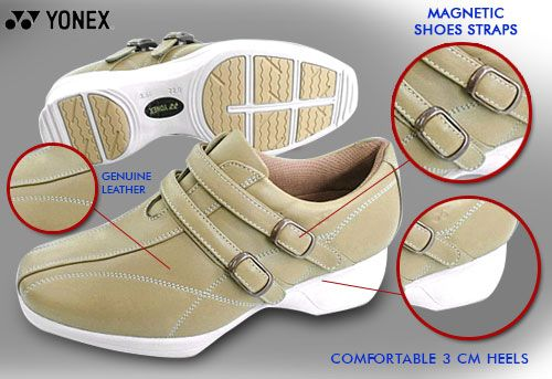 Sepatu Untuk Wanita Gaya Dari Yonex Merek Terkenal Dari Jepang