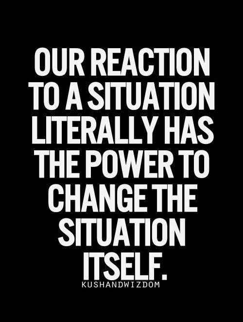 Turning A Bad Situation Into A Good One Quotes: #Truth. Always Turn A Negative Situation Into A Positive