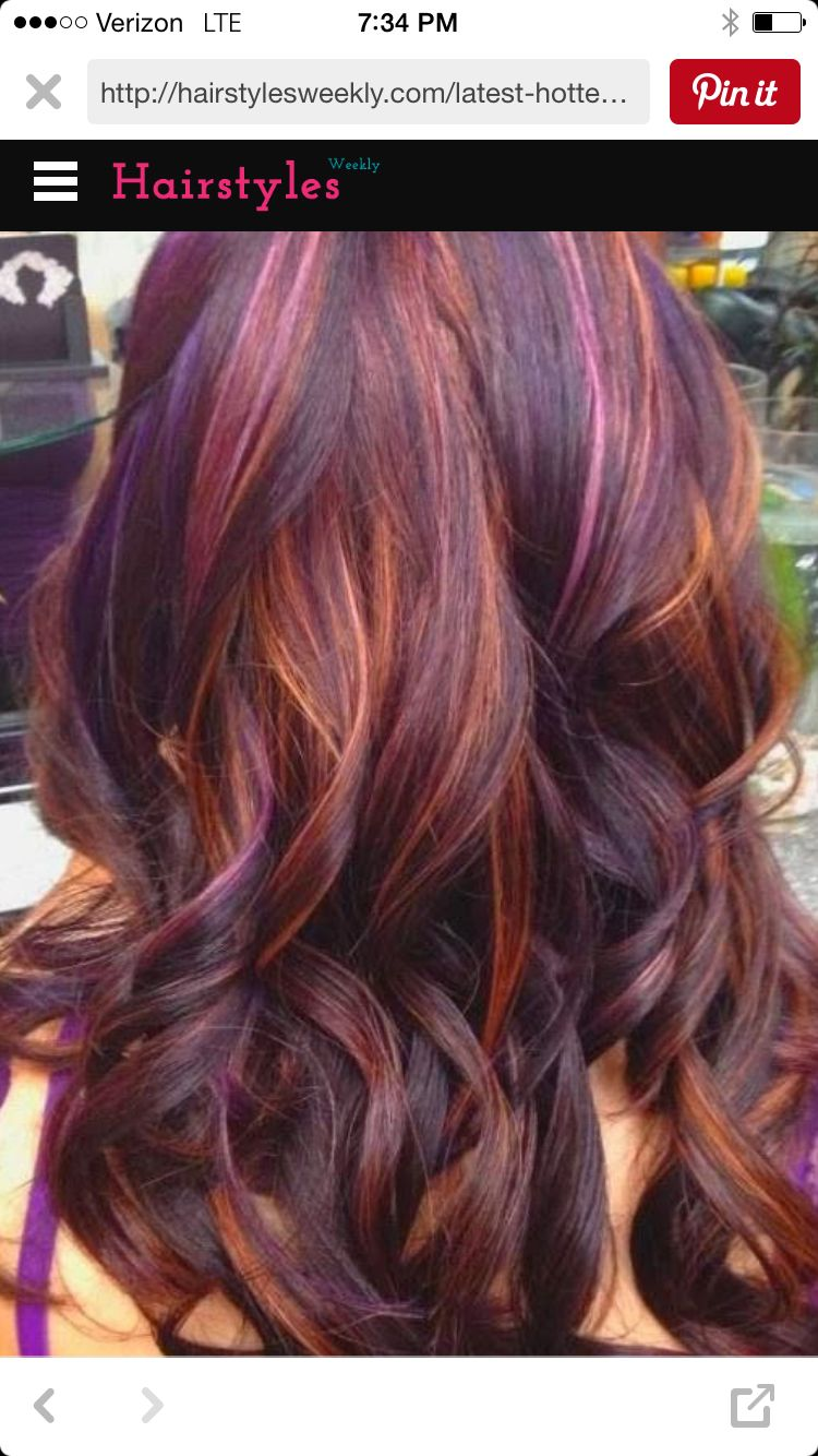 I love this color jamila pinterest hair style hair coloring