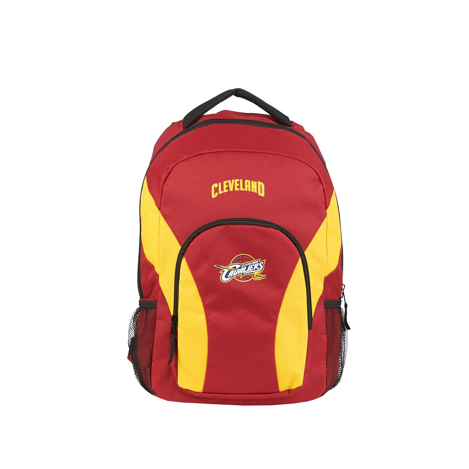 ... classic styles c9f94 d446a Cleveland Cavaliers Backpack Draftday Style  Red and Yellow ClevelandCavaliers ... dba4f6754d