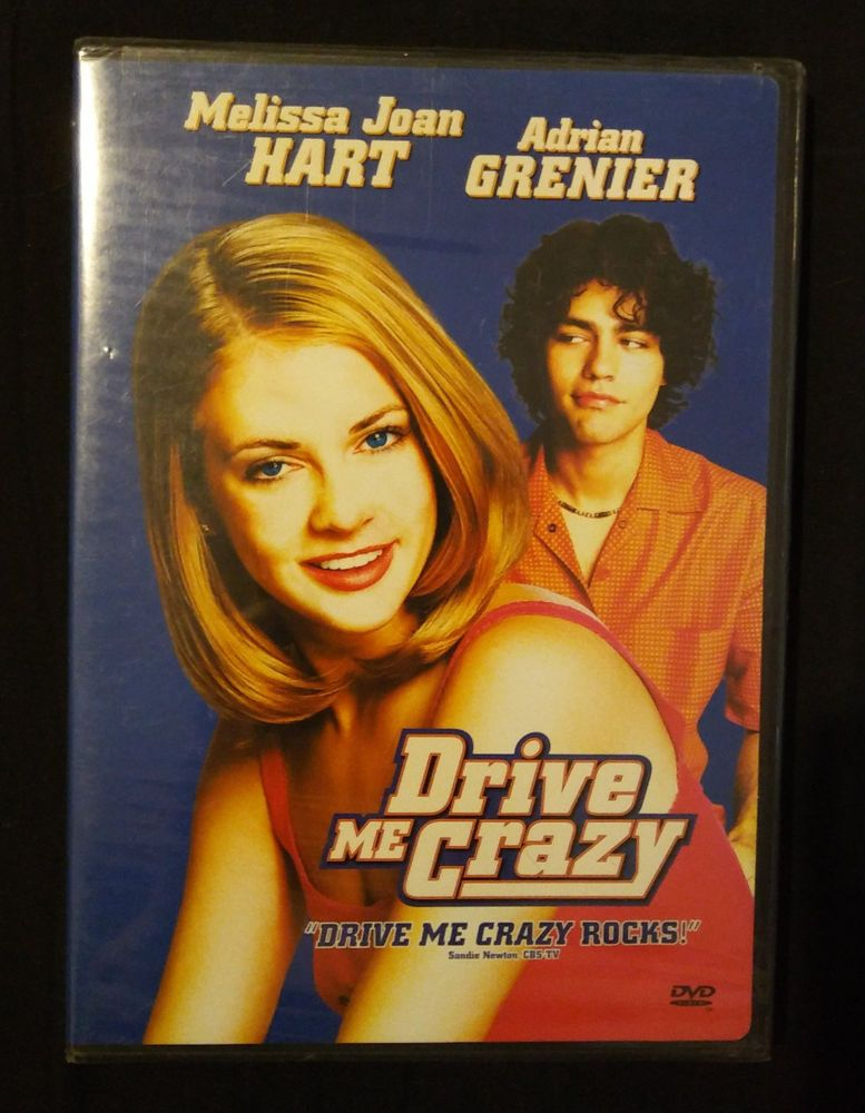 Drive Me Crazy DVD 1999 WS Melissa Joan Hart Adrian Grenier