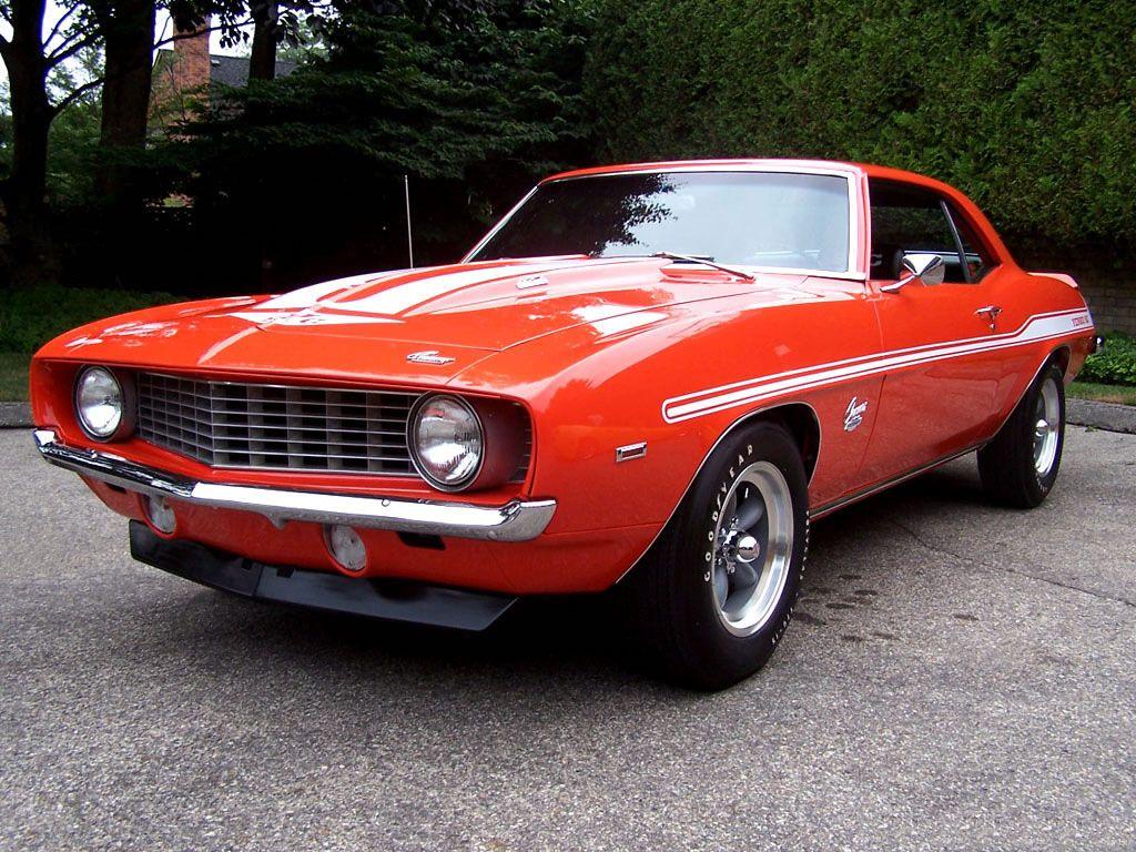 1969 chevrolet camaro yenko 427 syc