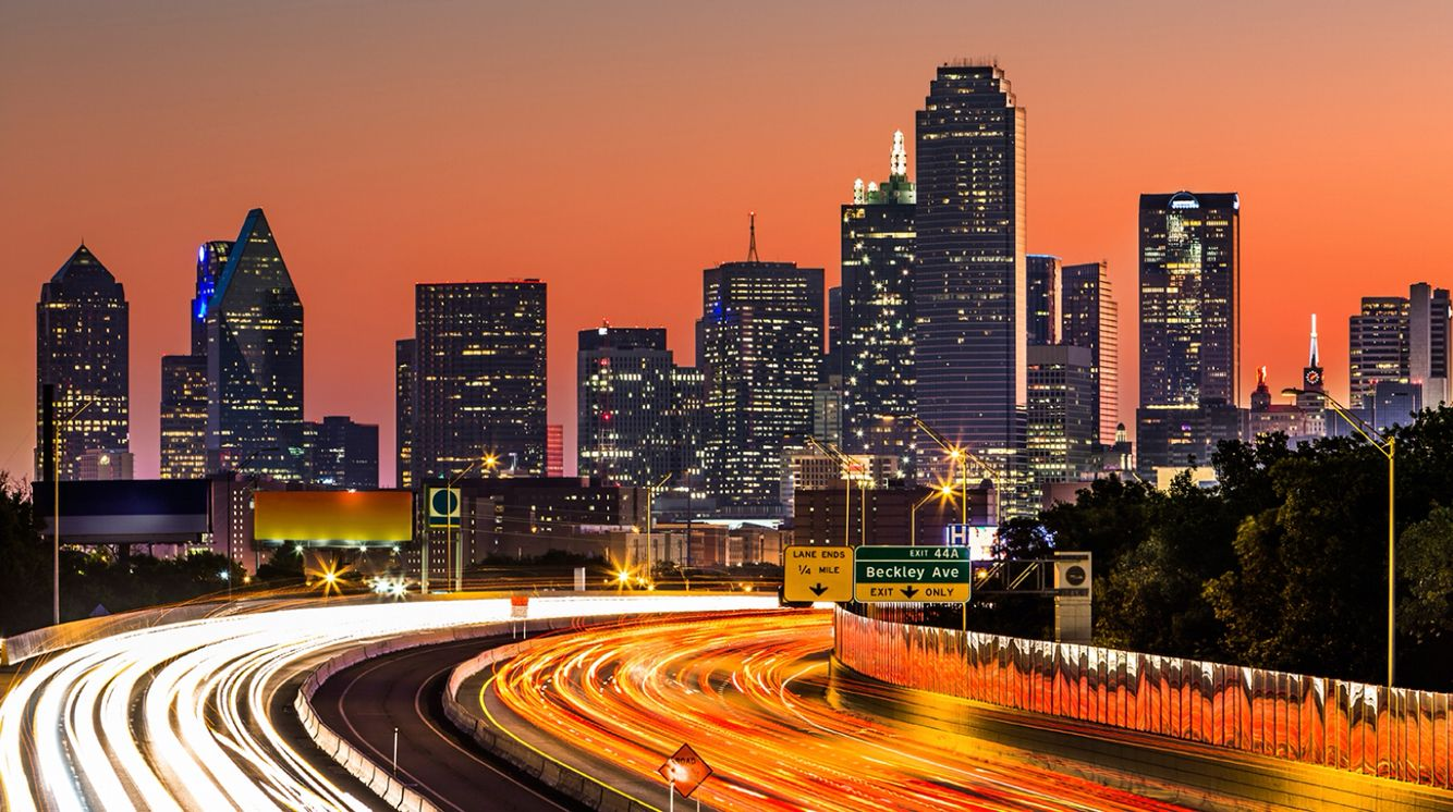 Dallas Skyline, Dallas skyline, Staycation