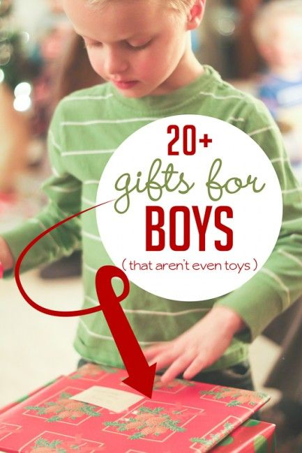 20 Non Toy Gifts For Boys 3 7 Year Olds Christmas Gifts