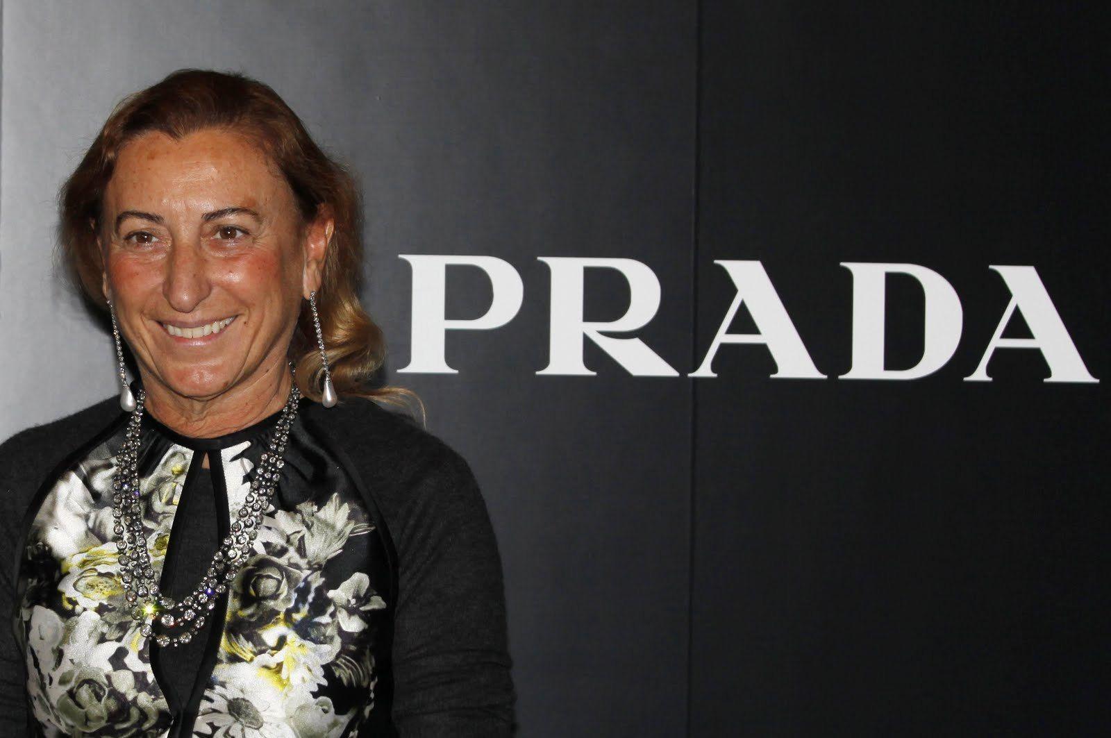 We Love Fashion History: Miuccia Prada - We Love Fashion Magazine
