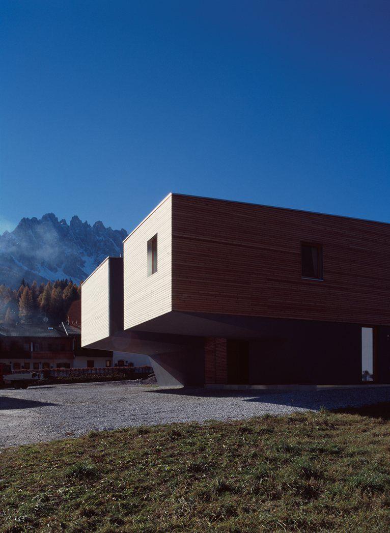 Tetris Haus, San Candido, 2007