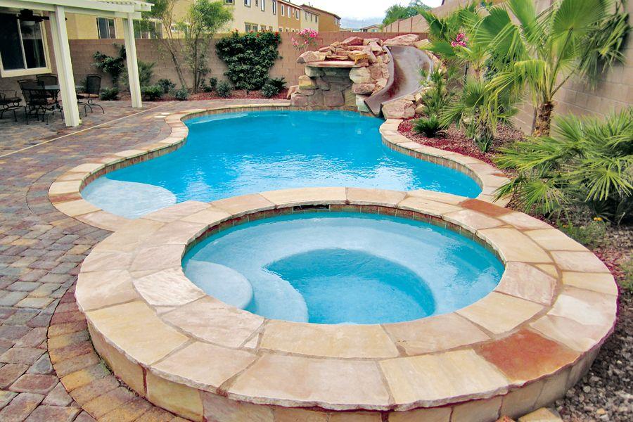 Inground Pool Design Pictures Las Vegas Nv Custom Swimming Pool Inground Pool Designs Swimming Pools Backyard