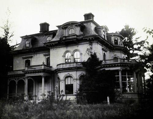 Boston Massachusetts House 1920s Boston House Haunted Places