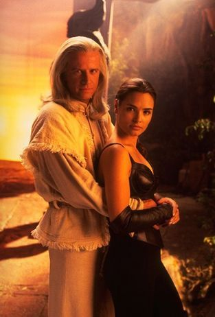 Christopher Lambert and Talisa Soto | Your soul is mine! | Mortal