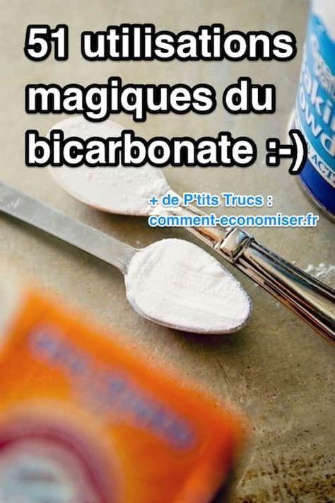 51 utilisations magiques du bicarbonate que tout le monde. Black Bedroom Furniture Sets. Home Design Ideas