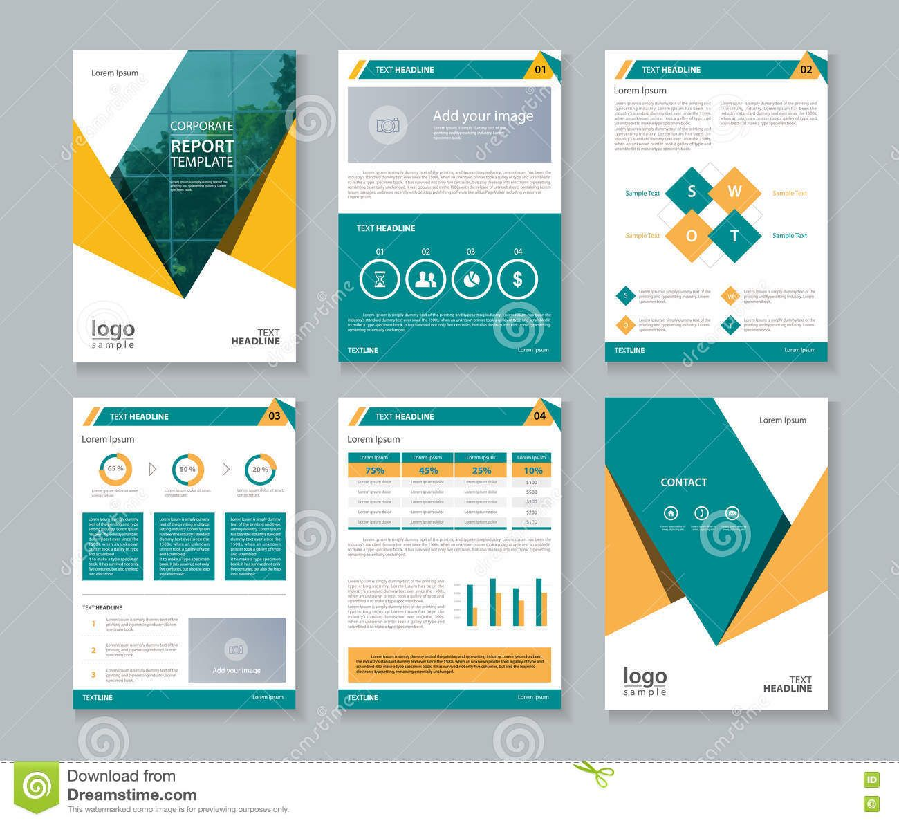 Image result for company profile layout travel for Company brochure design templates