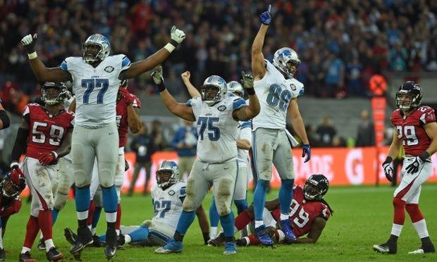 Detroit Lions @ Atlanta Falcons: NFL at Wembley – as it happened! | Detroit  lions, Atlanta falcons, Lions