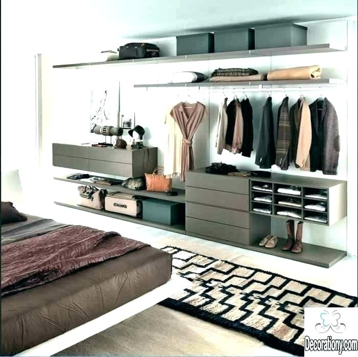 Storage Solutions For Small Bedroom Closets Small Bedroom No