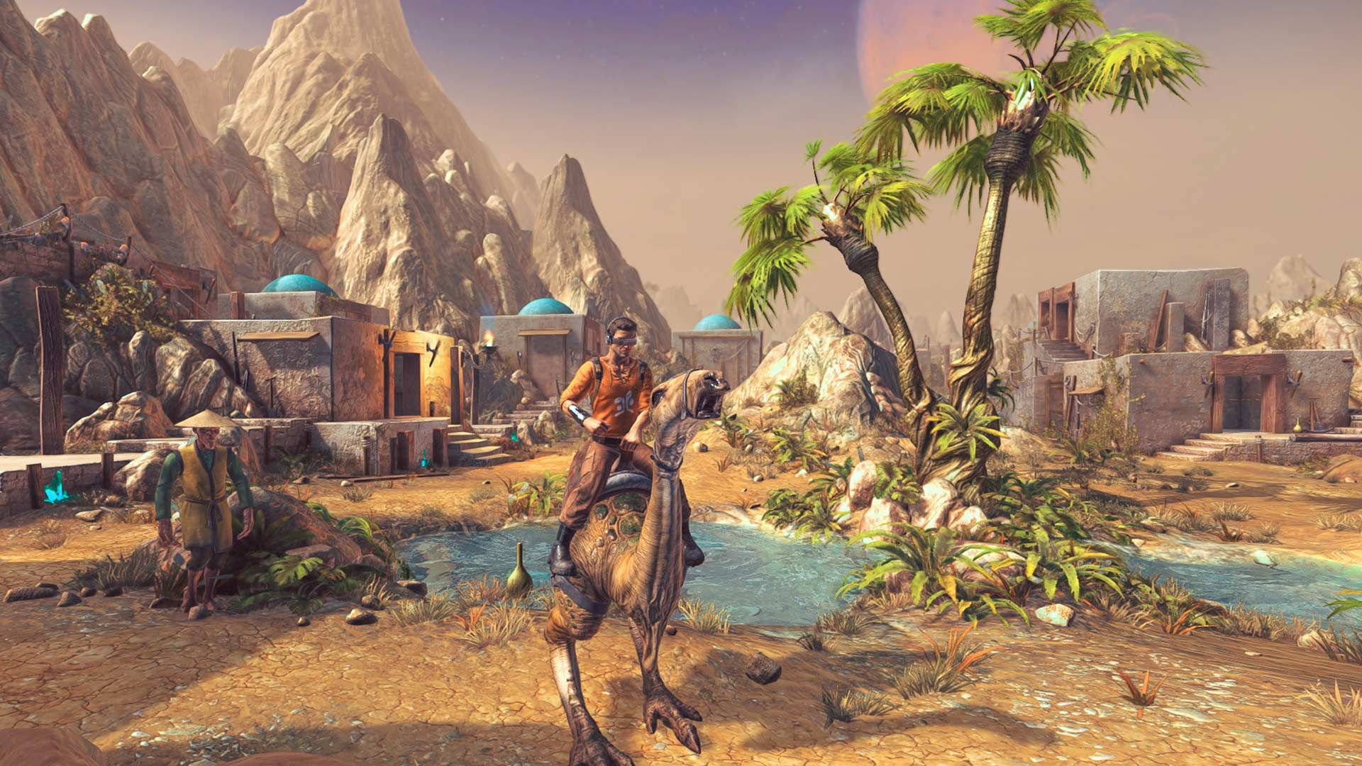 Outcast Second Contact Free Download | Xbox One Games Reviews | Xbox