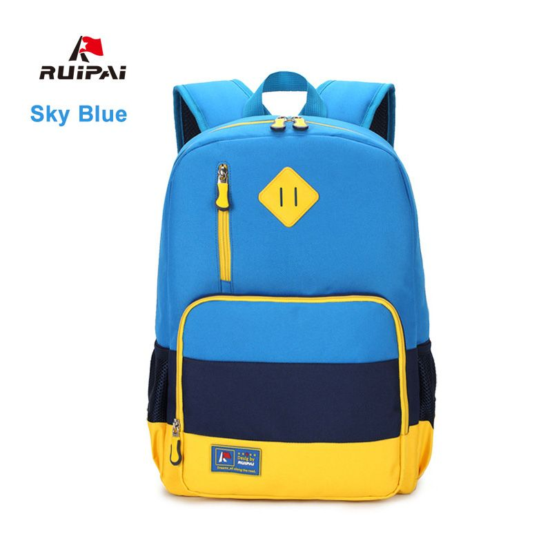 d000c06971 RUIPAI Fashion Kids Backpack Schoolbags Breathable School Bags Backpack For  Boys Girls Baby s Students Bag Schoolbag Satchel