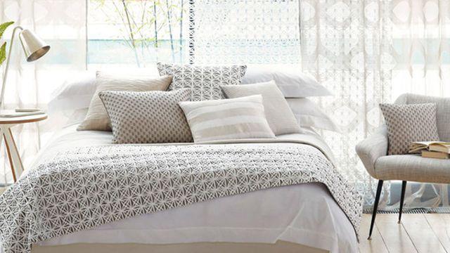 Chambre à coucher cocooning bien être pour bien dormir chambre