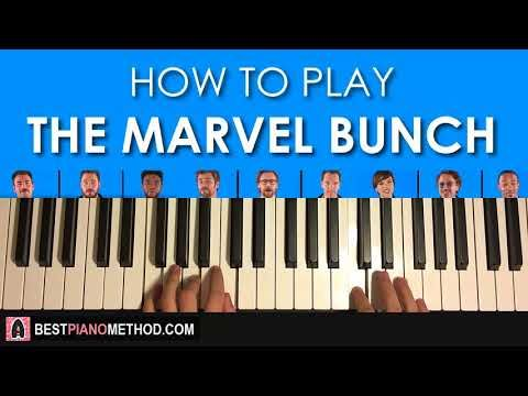 the marvel bunch