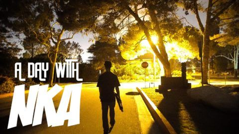 ANOTHER AMAZING SKATE DAY VLOG – A DAY WITH NKA: WATCH MORE EPISODES HERE… #Skatevideos #amazing #another #skate #vlog