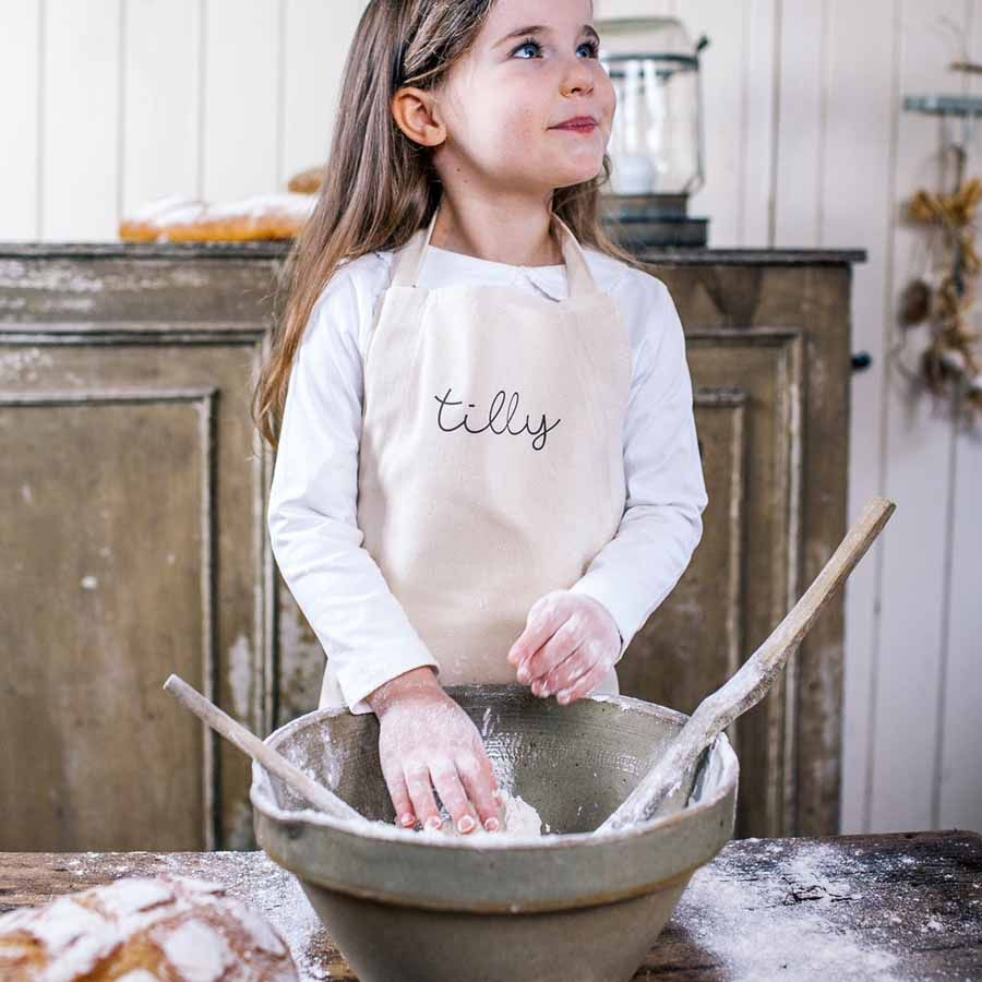 Image Result For Apron With Images Personalised Kids Cotton Apron Birthday Gifts For Kids